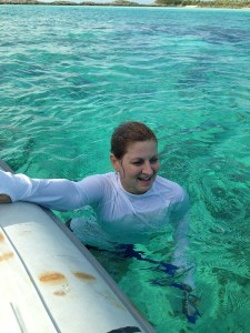 Snorkeling in the Exuma