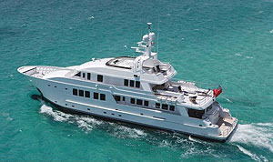 Luxury Yacht Charter Winter Getaway. (Big Savings Luxury Yacht)