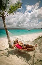 It's still summer in the Caribbean