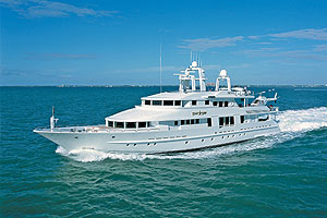 Thanksgiving Luxury Yacht Charter Special!