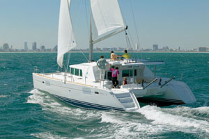 Holiday Bareboat Sailing in South Florida