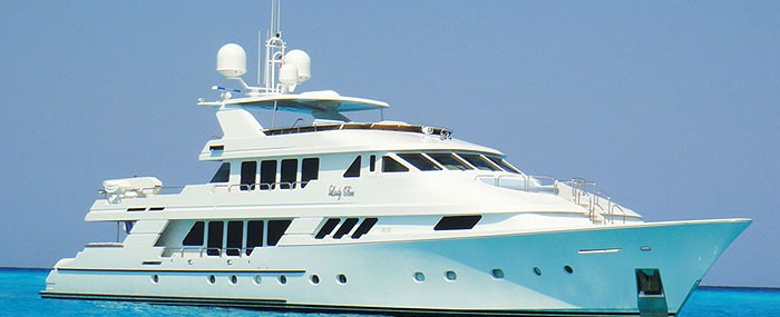 142′ Luxury Motoryacht – LADY BEE tantalizing in the Bahamas & Caribbean