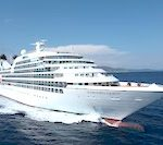 Luxury cruise ship