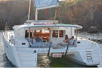 Experience luxury catamarans for a fraction of the cost with by-the-cabin charters.