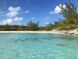 Gorgeous Exuma Beaches and Water