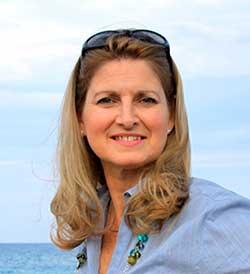 Melanie Burke, Yacht Charter Broker