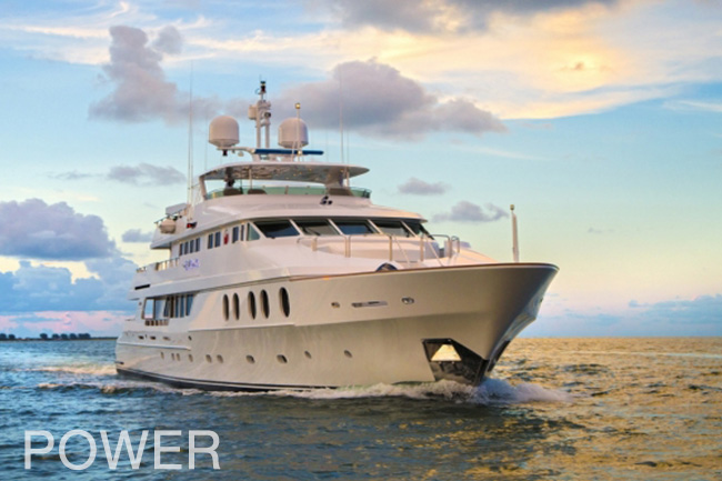 Private Yacht Charters for Exceptional Yacht Vacations Worldwide