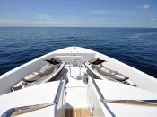 32198 02 excellence luxury superyacht for charter bow