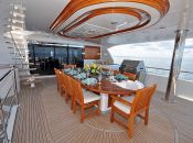 32198 07 excellence luxury superyacht for charter aft deck