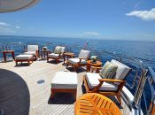 32198 08 excellence luxury superyacht for charter aft deck
