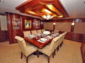 32198 15 excellence luxury superyacht for charter dining