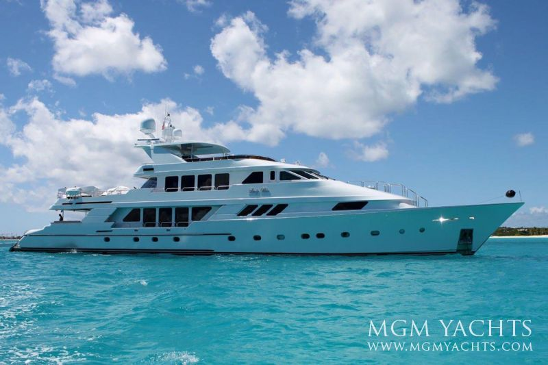 LADY BEE mega yacht charter