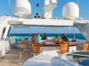 RHINO yacht charter 11