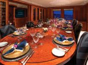 RHINO yacht charter 25