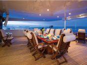 RHINO yacht charter 31
