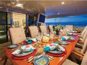 RHINO yacht charter 32