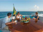 RHINO yacht charter 34