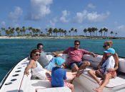 RHINO yacht charter 36