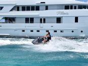 RHINO yacht charter 43