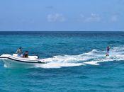 RHINO yacht charter 45