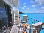 Starboard Side Balcony