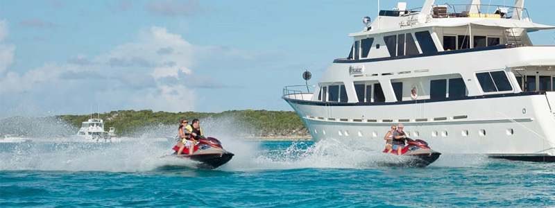 Family Yacht Charters - carefully planned yacht vacations