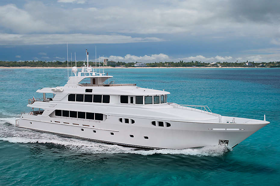 charter yacht: Excellence