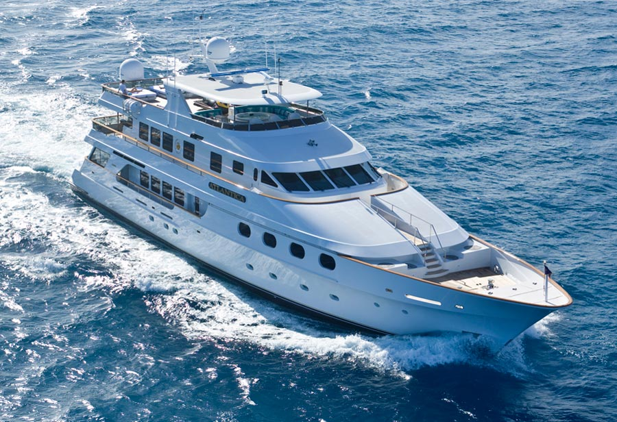 Atlantica - luxury motor yacht