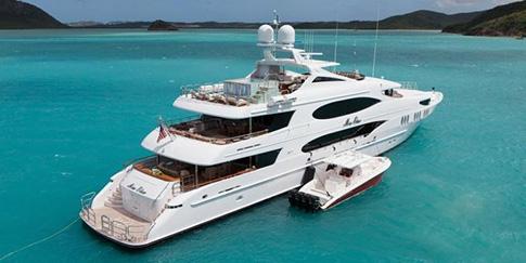 Super mega yacht charter MARTHA ANN